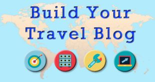 Build A Travel Blog Website – Basic Overview