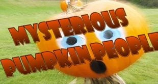 Mysterious Pumpkin People – Video Example