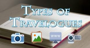 What Types of Travelogues Can You Make?