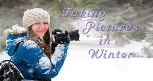 Taking Pictures in Winter on Your Holidays
